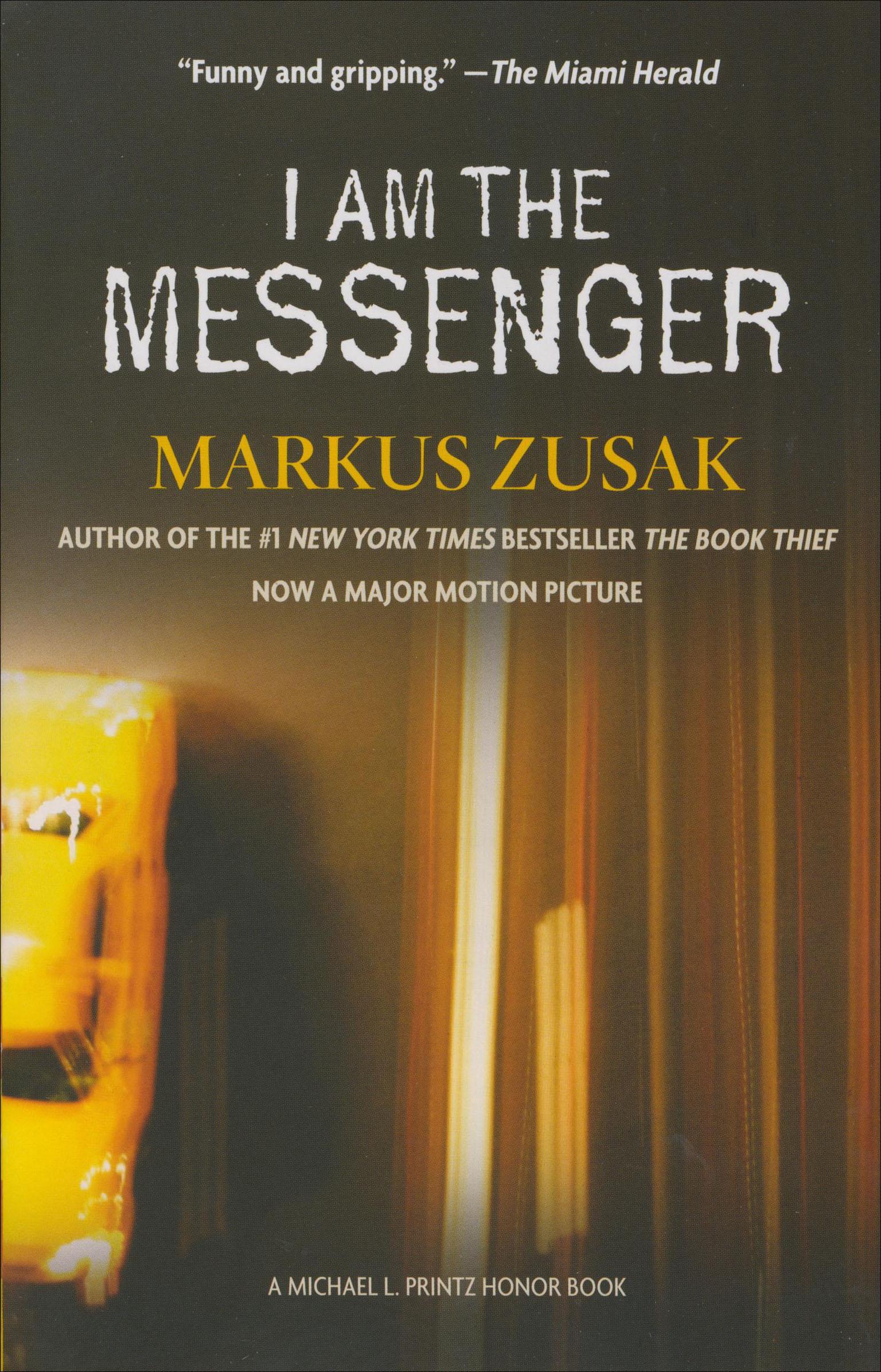 I Am Messenger Paperback Book (640L)