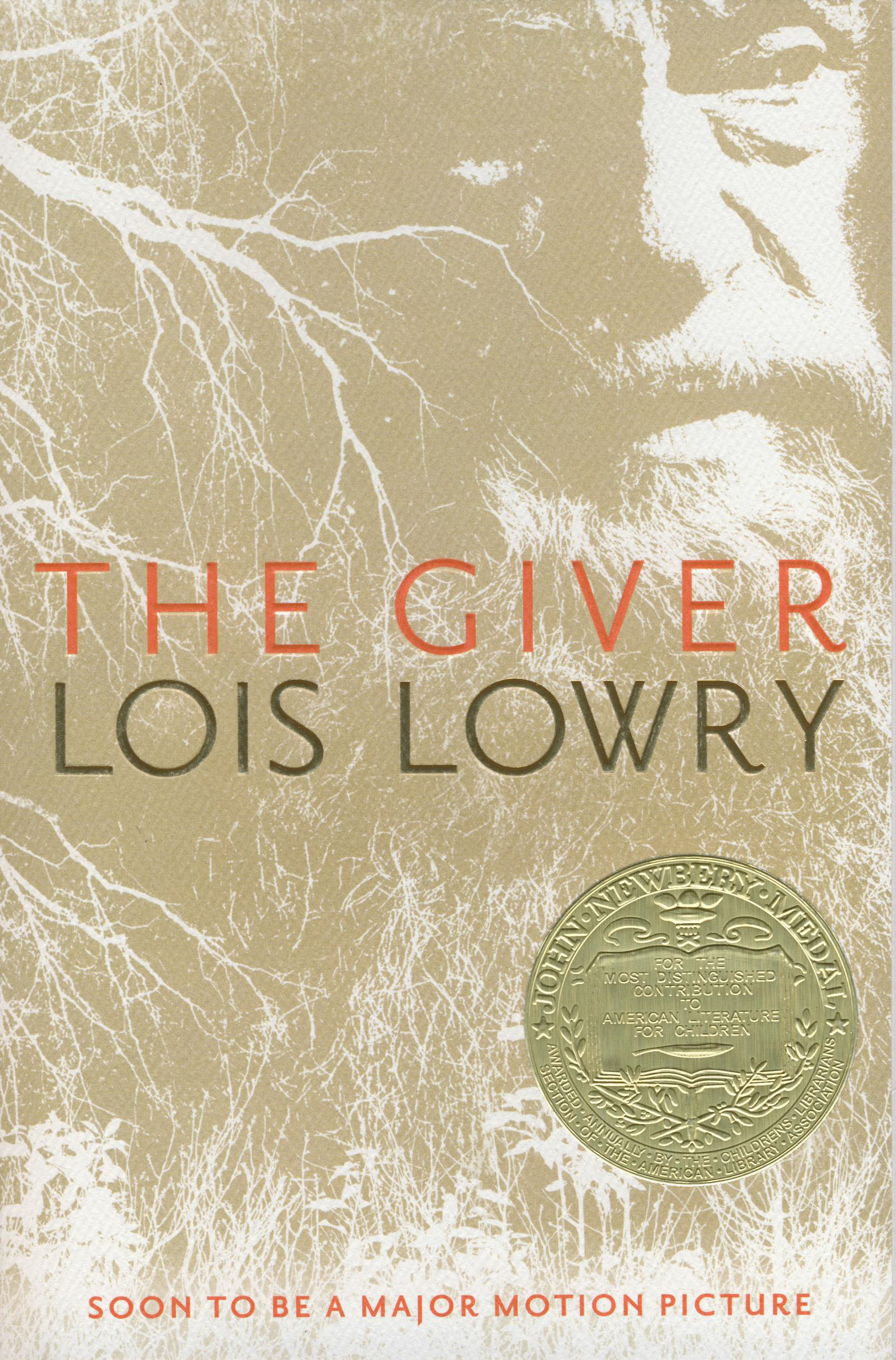 The Giver Paperback Book (760L)