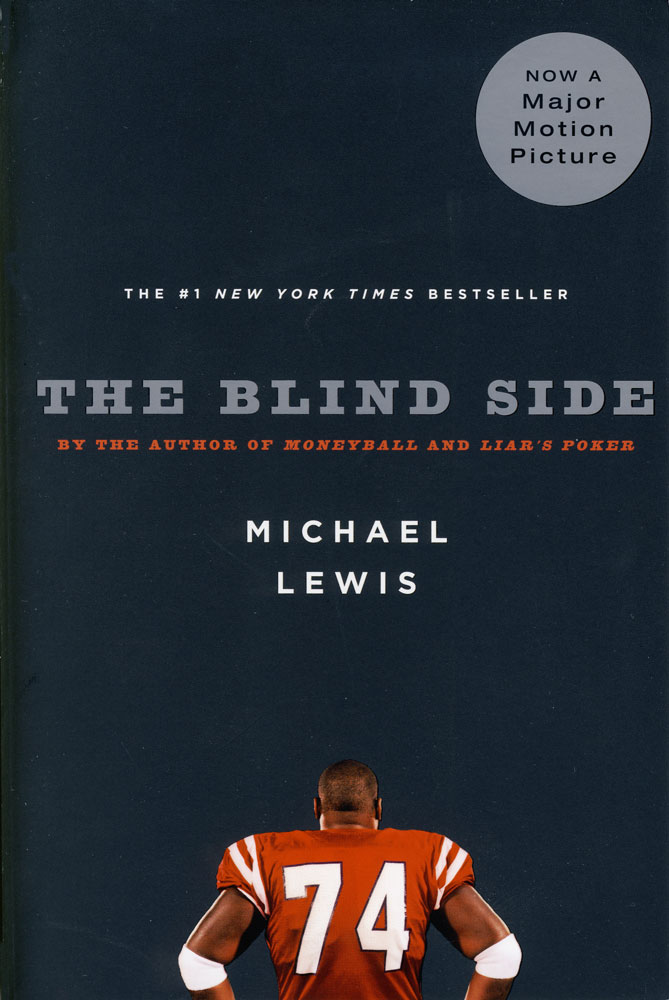 The Blind Side: Evolution of a Game Paperback Book (980L)