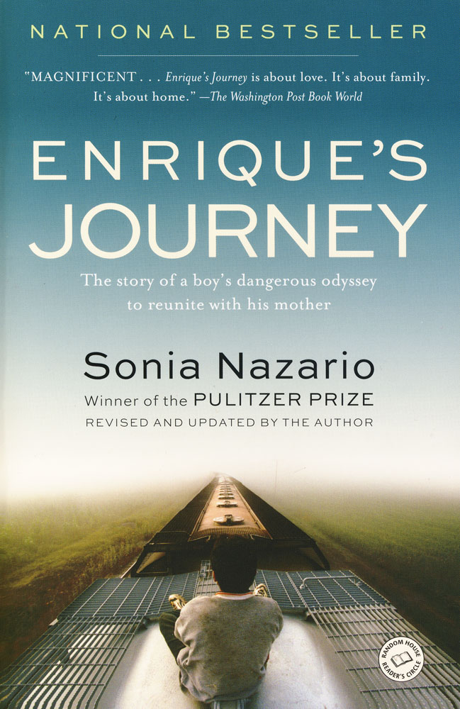 Enrique's Journey Paperback Novel (770L)