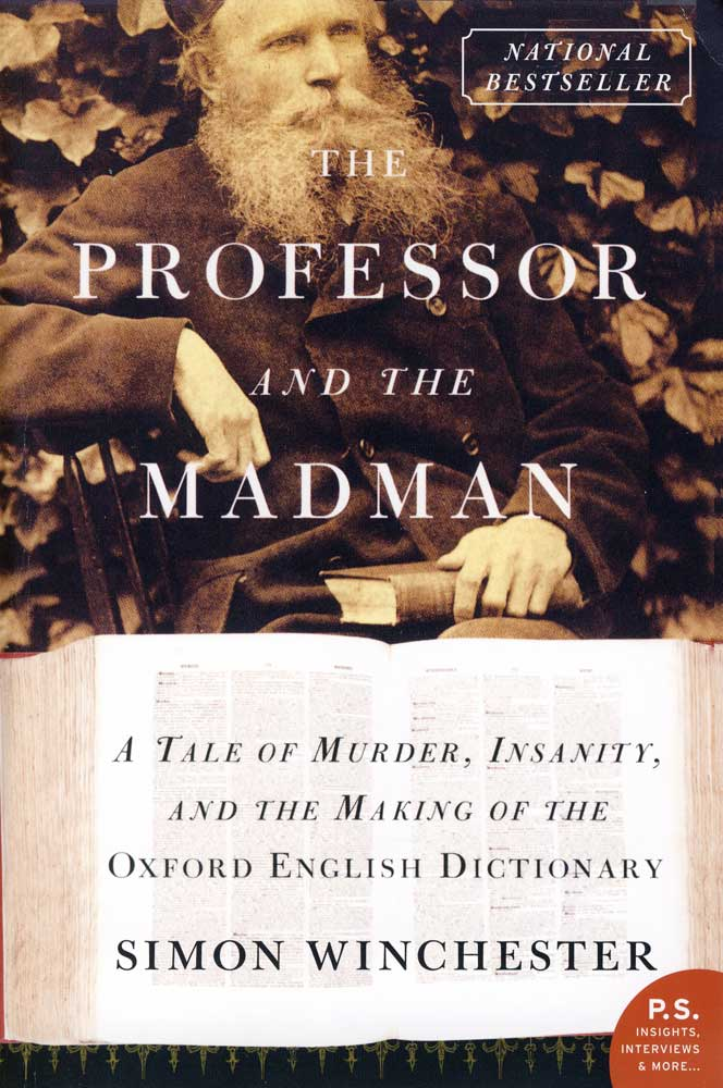 The Professor and the Madman Paperback Book (1330L)