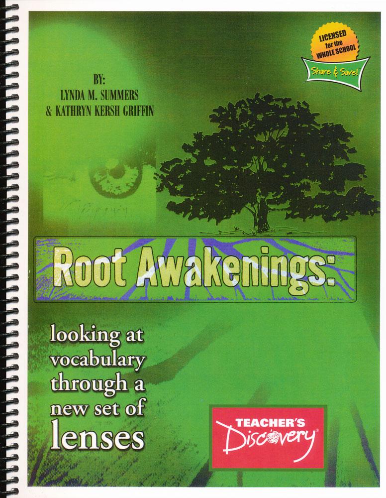 Root Awakenings Book
