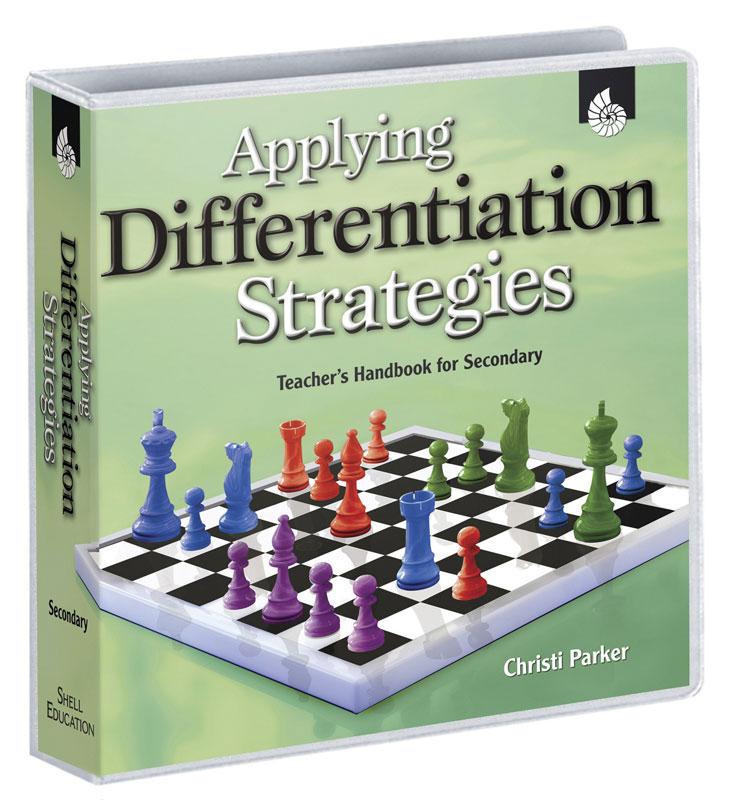 Applying Differentiation Strategies: Teacher's Handbook for Secondary