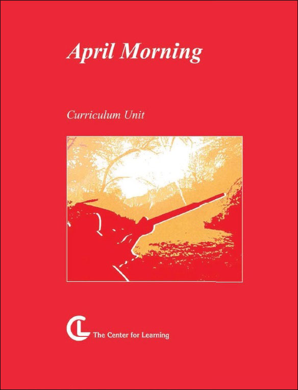 April Morning Curriculum Unit ~ Download