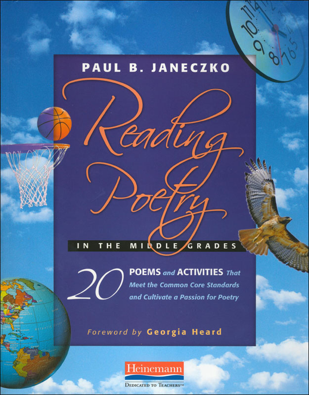 Reading Poetry in the Middle Grades