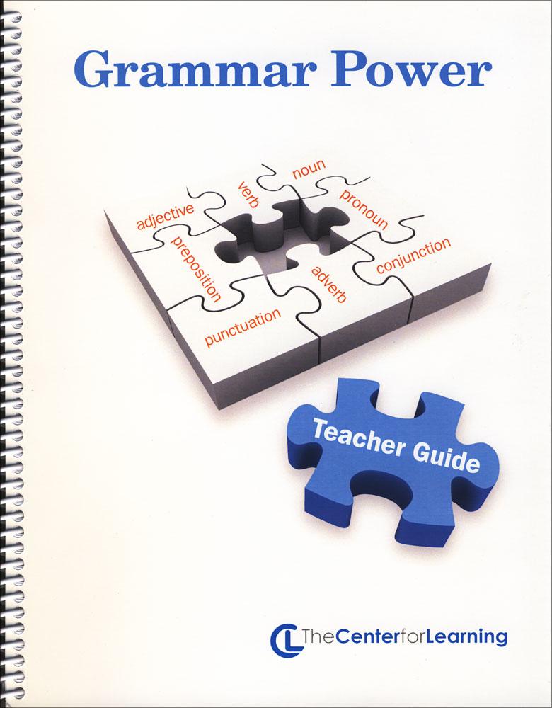 Grammar Power Teacher Guide With CD