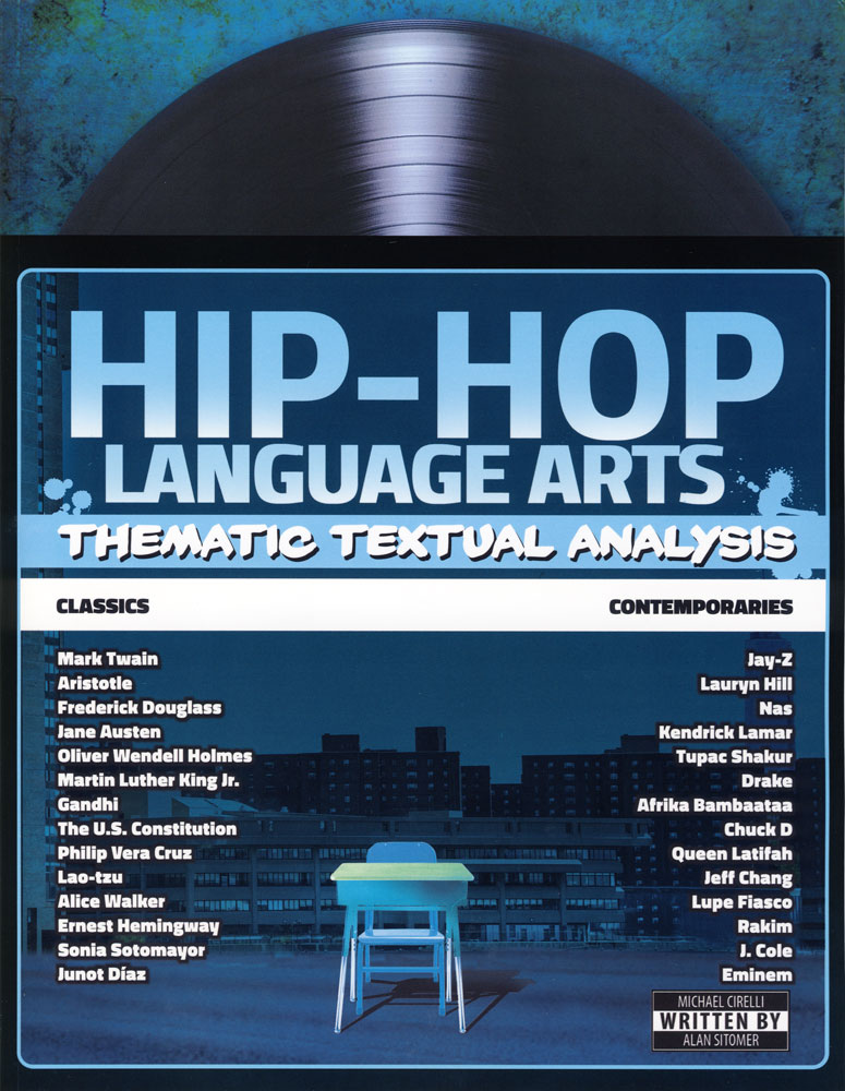 Hip-Hop Language Arts Activity Book