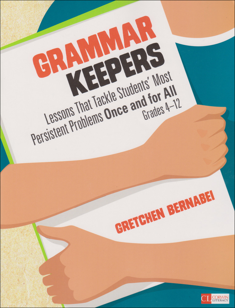 Grammar Keepers Lesson Book