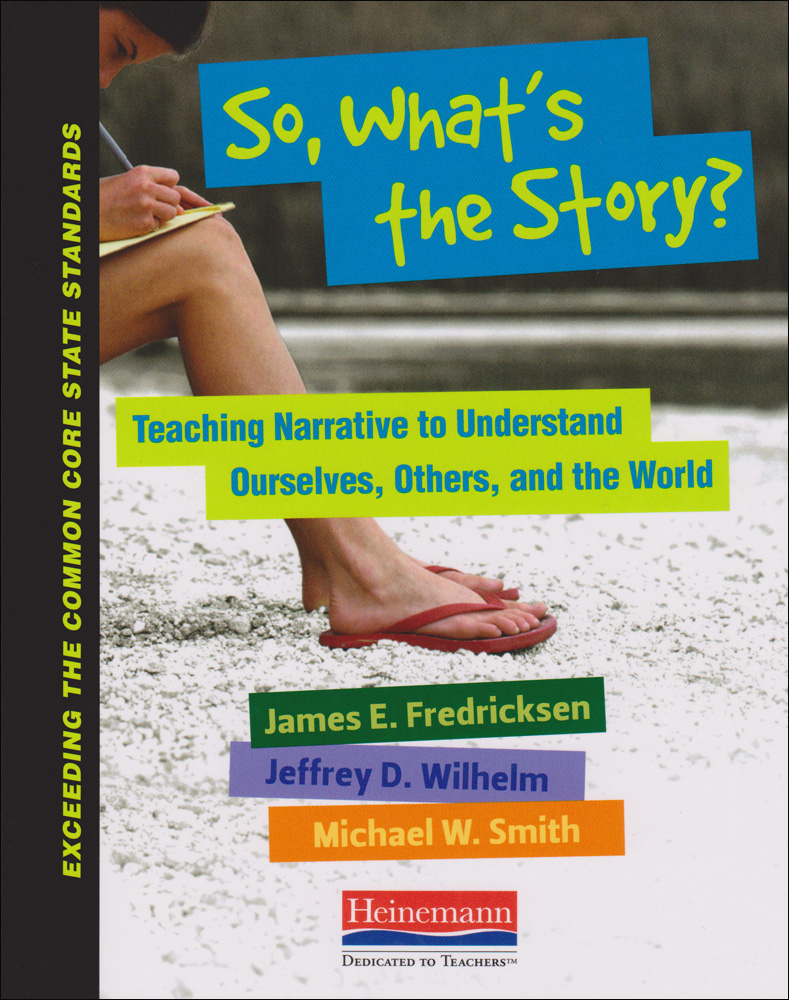 So What's the Story Book? Teaching Narrative Book