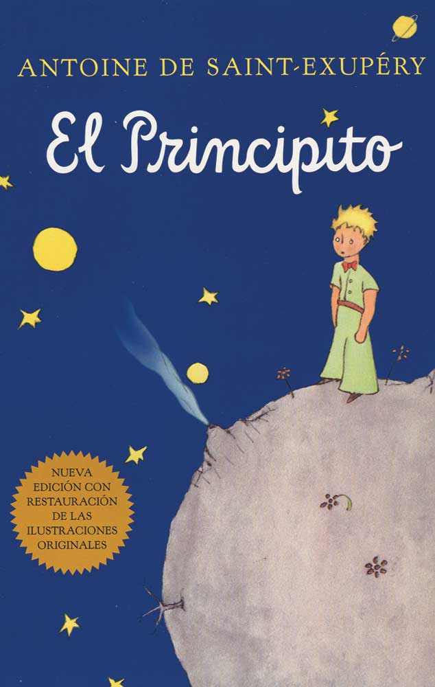 The Little Prince Spanish Level 3 Reader