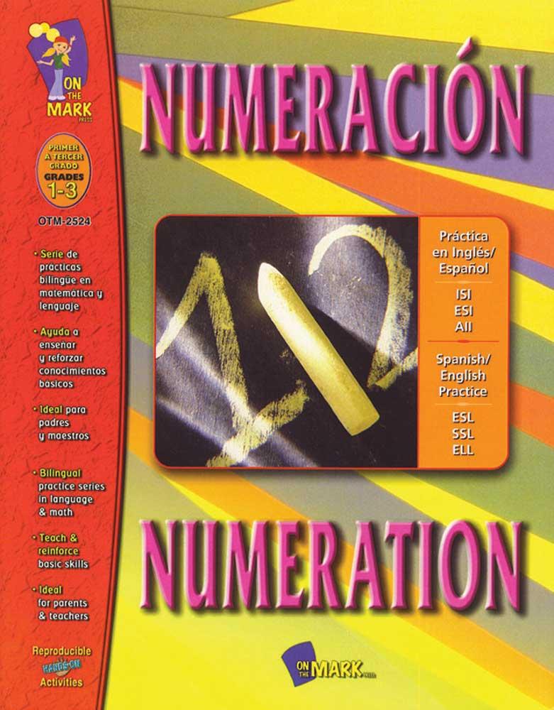 Numeration Spanish Book