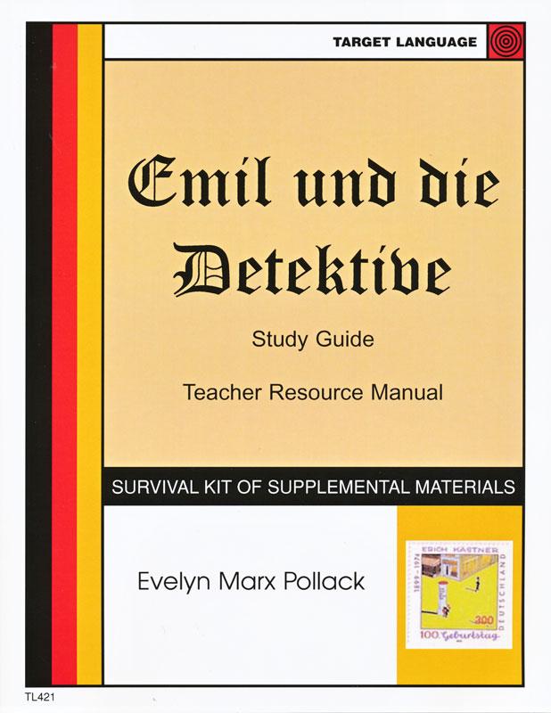Emil Und Die Detektive Study Guide Book