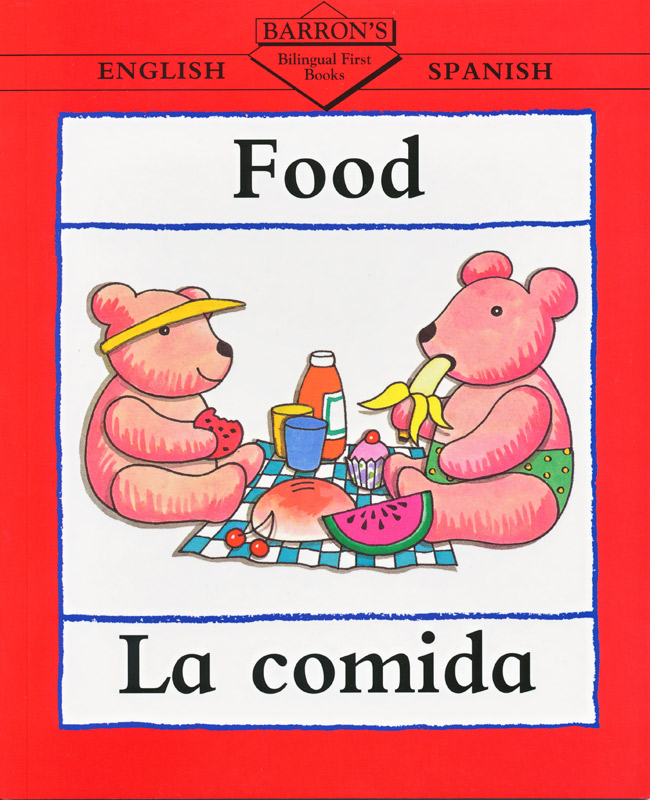 Barrons Spanish Food Book