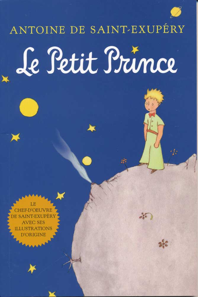 Le Petit Prince French Level 3+ Reader