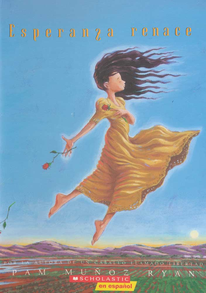 Esperanza Rising Spanish Level 3+ Book