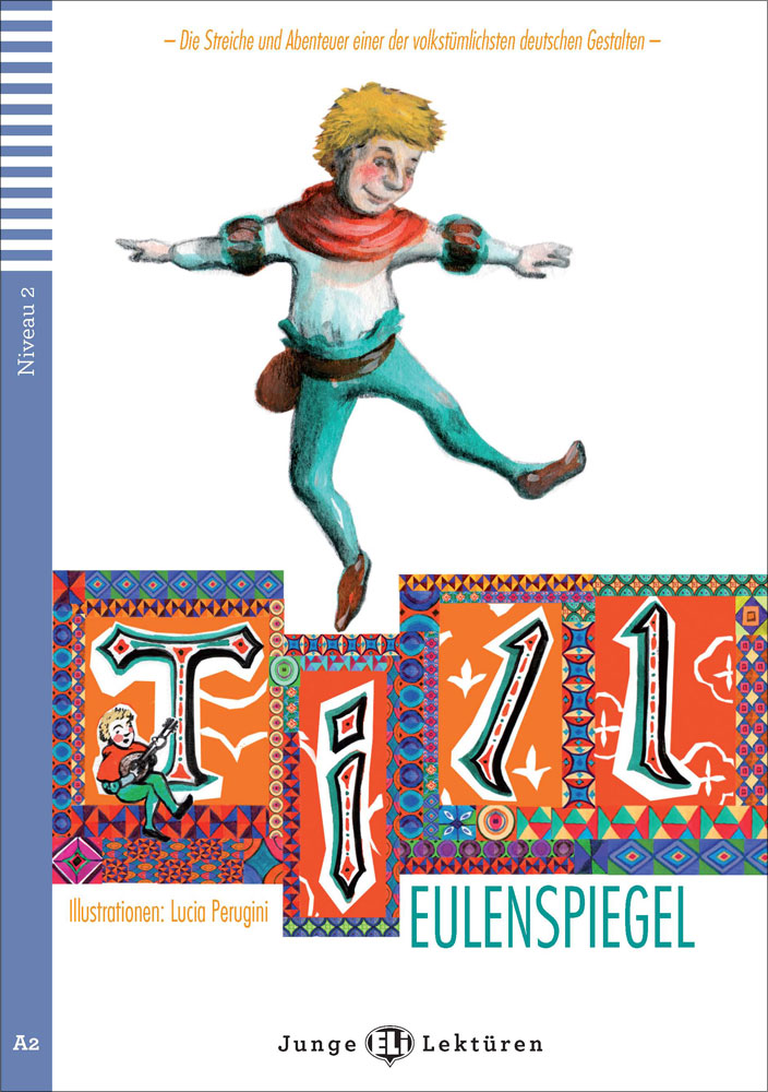 Till Eulenspiegel German Level 3+ Reader with Audio CD