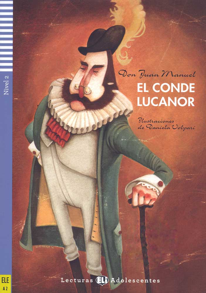 El conde Lucanor Spanish Reader & CD Adolescentes Series