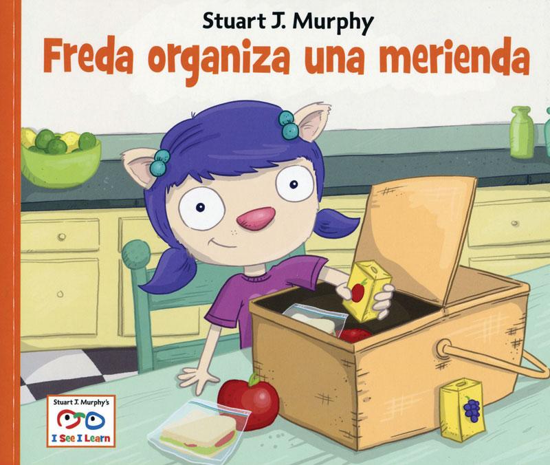 Freda organiza una meienda Spanish Story Book