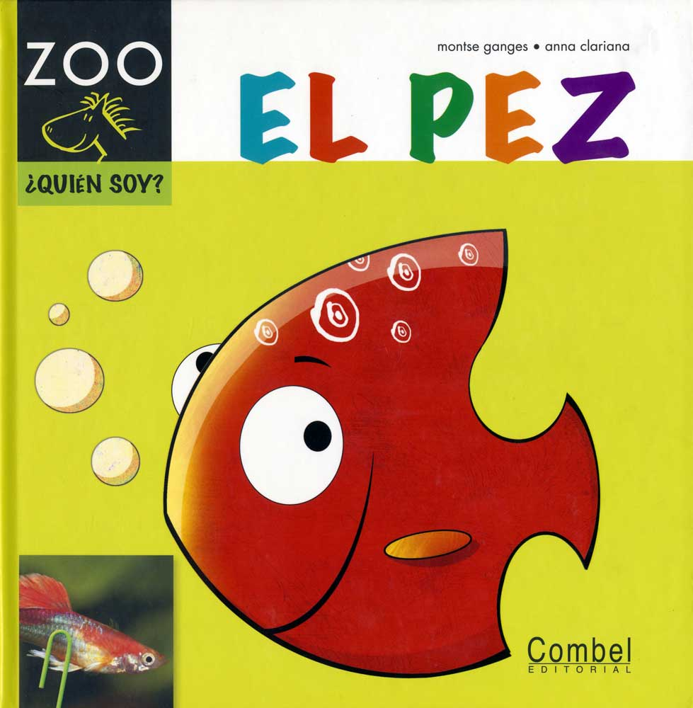El pez Spanish Storybook