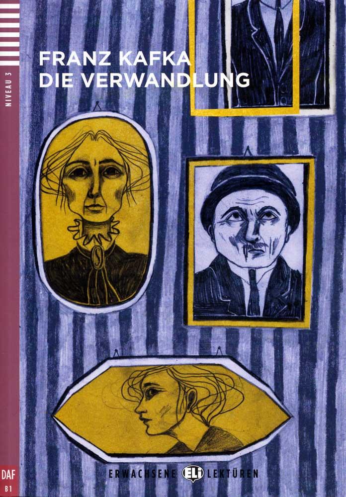 Die Verwanlung German Reader + Audio CD Erwachsene Lektüren Niveau 3