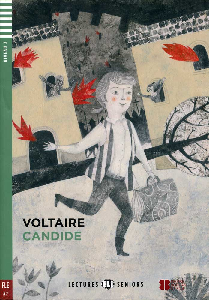 Candide French Level 2 Reader with Audio CD