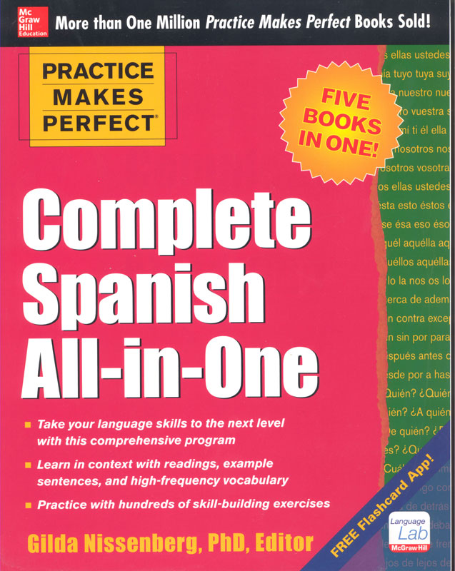 Practice Makes Perfect: Complete Spanish All-in-one Exercise Book