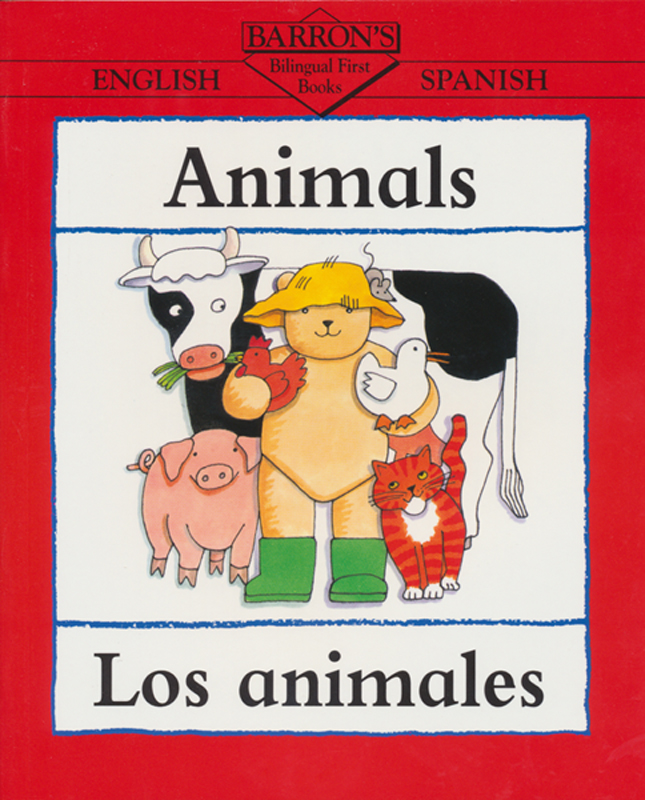 Animals Spanish Book