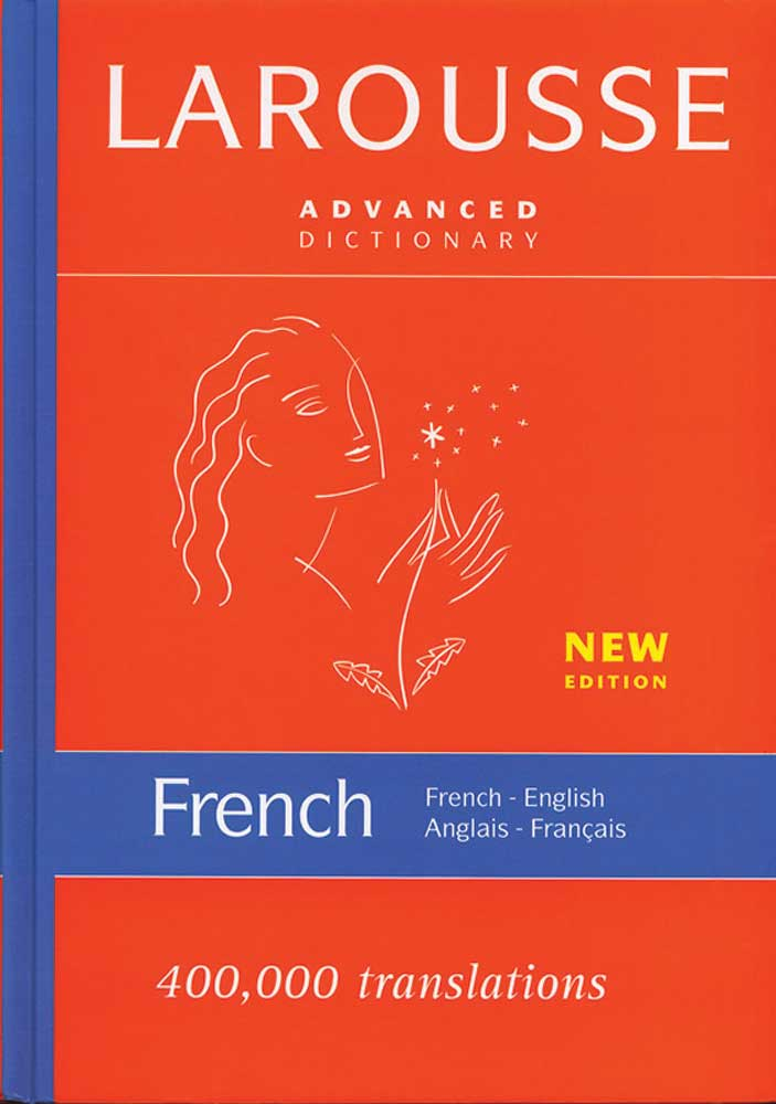 Larousse Advanced English/French Dictionary