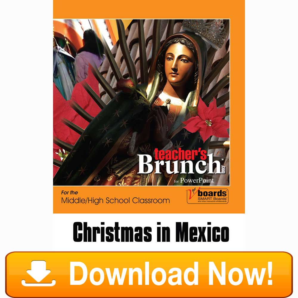 Christmas in Mexico PowerPoint Download