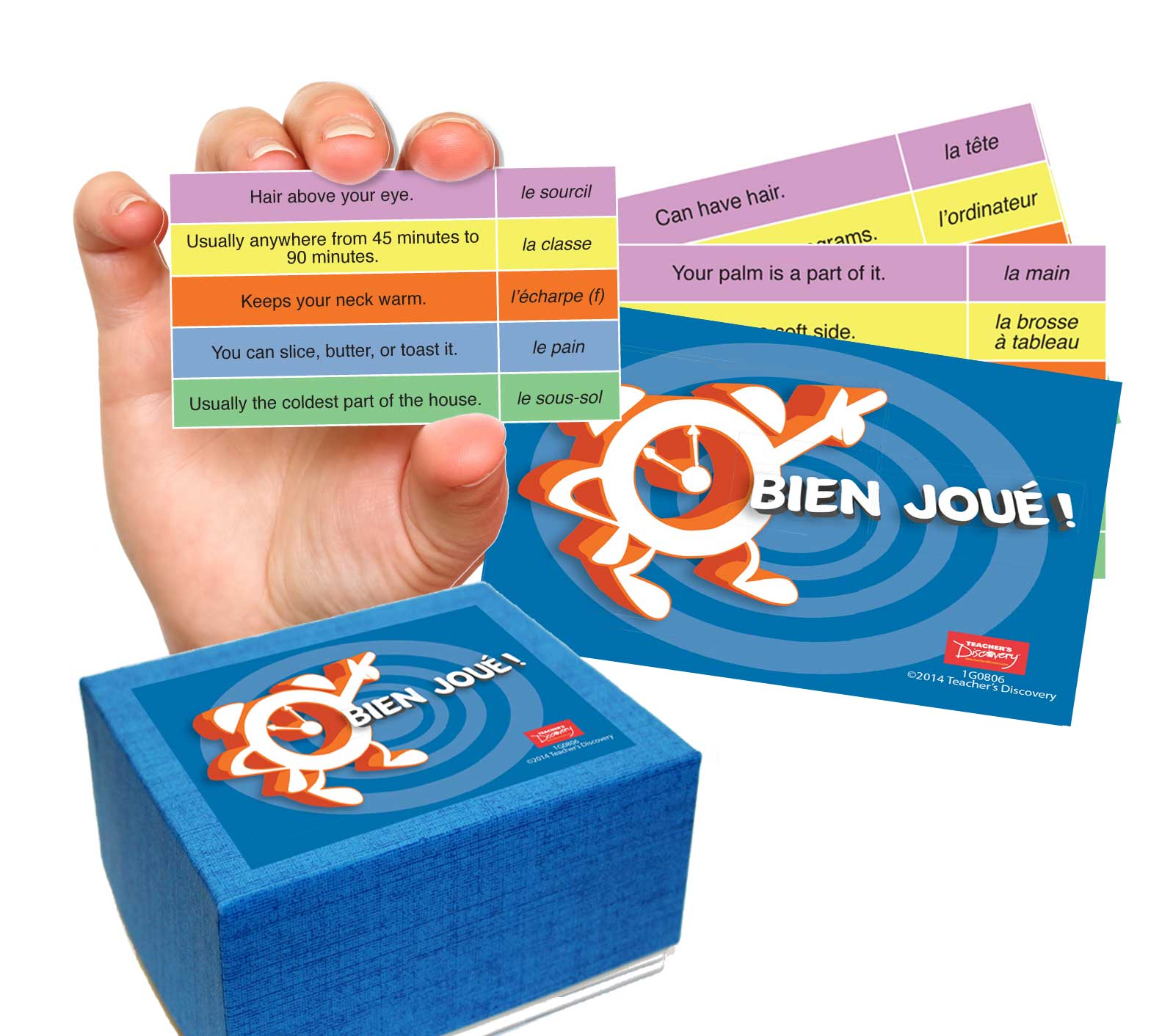 Bien joué ! French Game