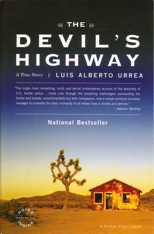 The Devil's Highway A True Story Paperback Book (620L)