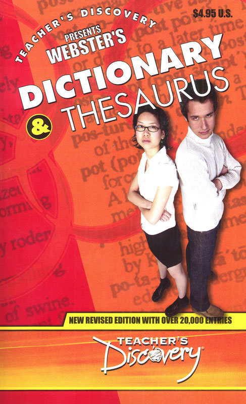 Teachers Discovery Websters Dictionary & Thesaurus