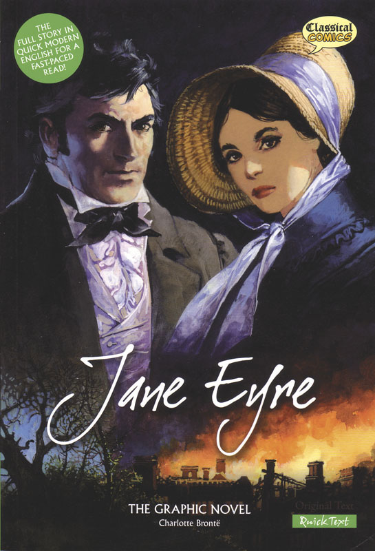 Jane Eyre Classical Comics Quick Text