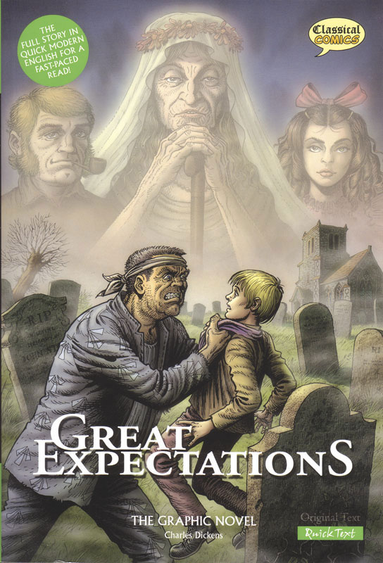 Great Expectations Classical Comics Quick Text