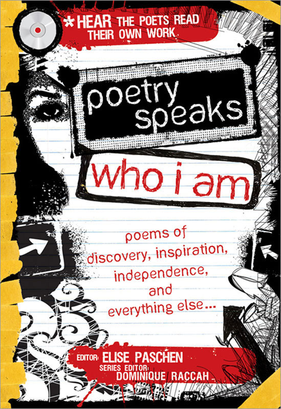 Poetry Speaks Who I Am Poetry Book with Audio CD