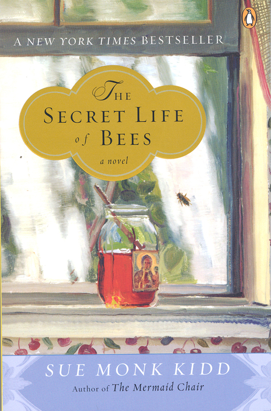 The Secret Life Of Bees Paperback Book (840L)