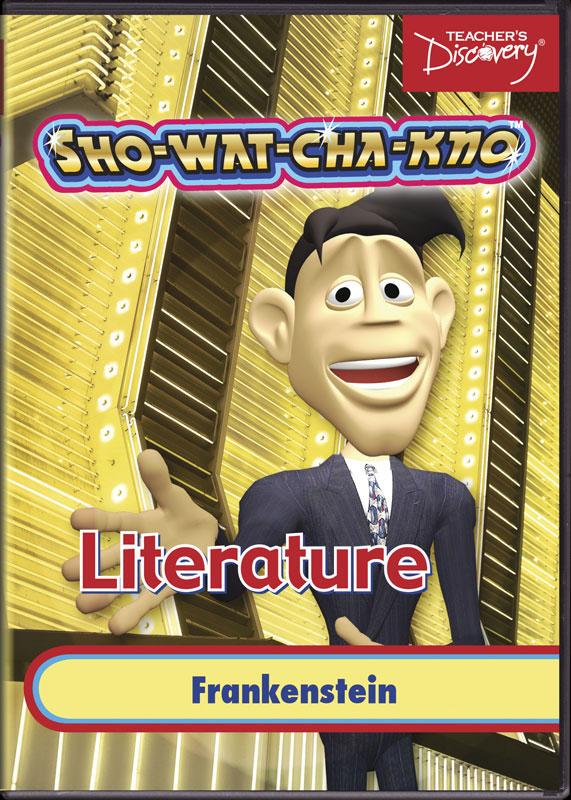 Frankenstein Sho-wat-cha-kno Game On CD