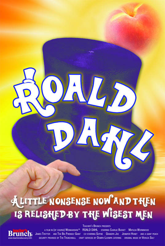 Roald Dahl Movie Poster