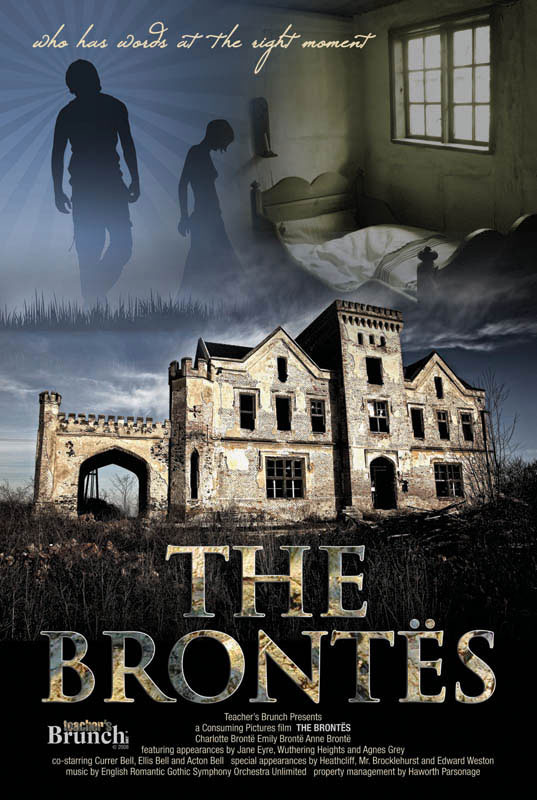 The Brontes Movie Poster