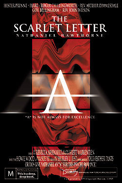 The Scarlet Letter Movie Poster