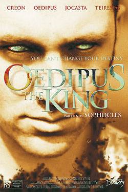 Oedipus the King Movie Poster