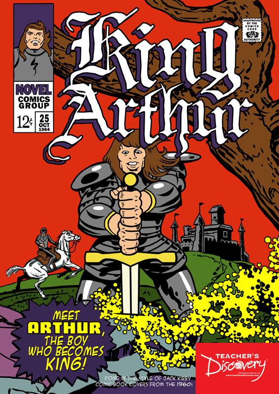 King Arthur's messianic return