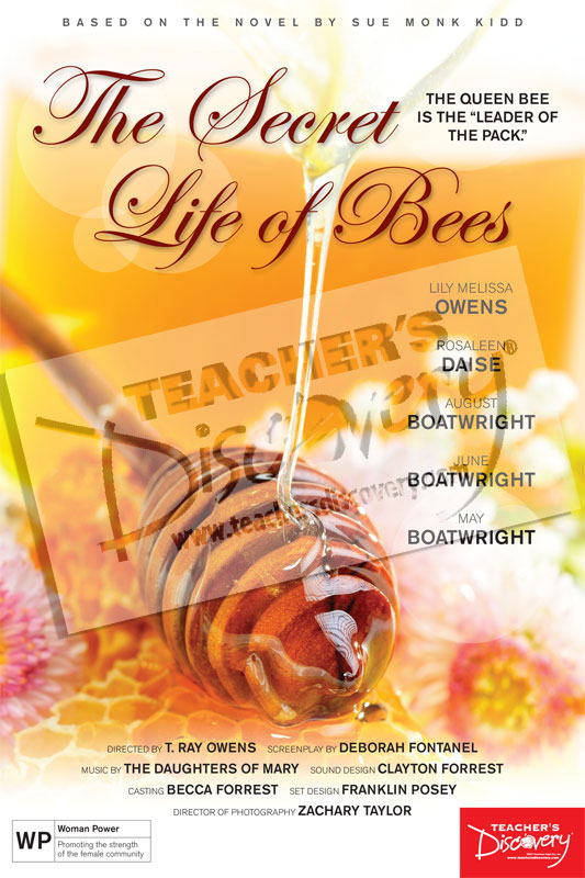 The Secret Life of Bees Movie Poster
