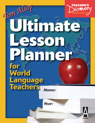 Ultimate Lesson Planner for World Language Teachers