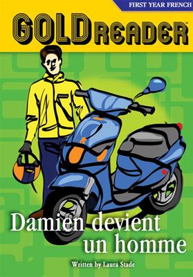 Damien Devient un Homme French Reader