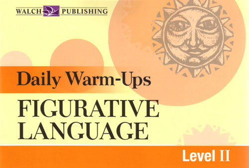 Daily Warm-Ups Figurative Language II Activity Book