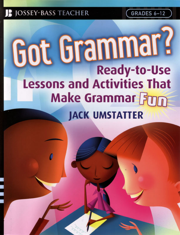 Got Grammar? Reproducible Book