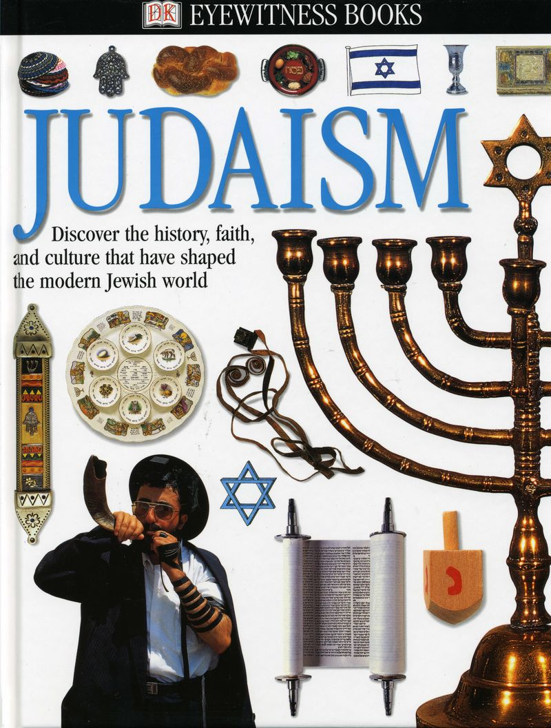 Judaism Eyewitness Book