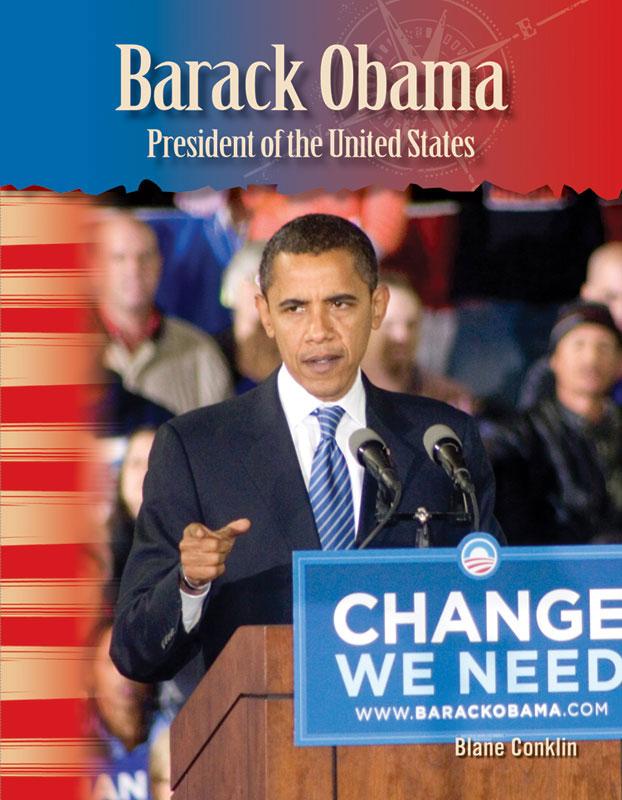 Barack Obama Primary Source Reader