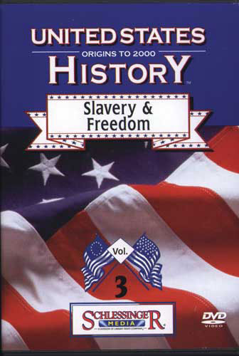 Slavery and Freedom DVD